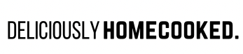 Deliciously Home Cooked logo